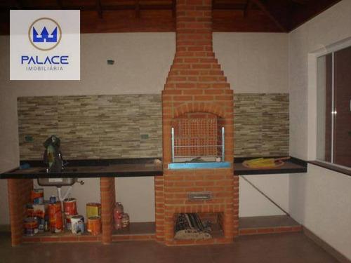 Casa Com 3 Dormitórios À Venda, 150 M² Por R$ 480.000,00 - Água Branca - Piracicaba/sp - Ca0345