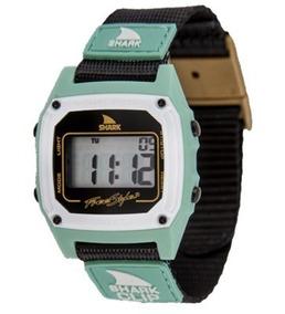 Relógio Freestyle Shark Clip - Black/gold