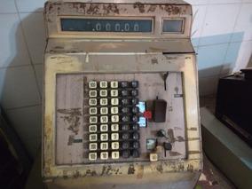 Caixa Registradora Rod-bel Eletro Mecânica Anos 70 Não Func