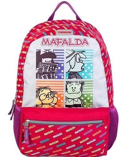 Mochila Grande Mafalda Ma63090-m