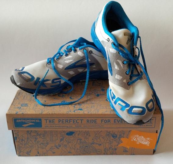 Zapato Deportivo Marca Brooks Modelo T7 Racer Unisex