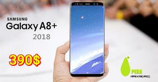 Samsung A8 Plus 32gb Tienda Fisica 390trumps