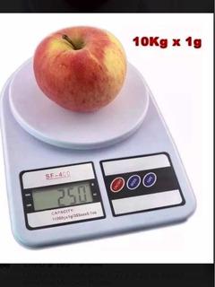 Balanza De Cocina Digital De Precisión Sf-400 1 G - 10kg