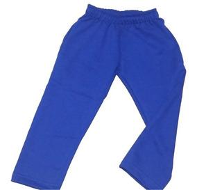 Pantalon Colegial Bordo, Azul Francia, Azul, Melange S/frisa