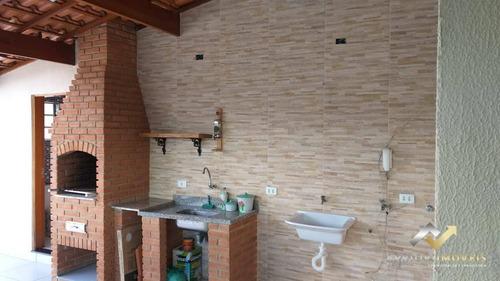 Cobertura Com 2 Dormitórios À Venda, 40 M² Por R$ 275.000,00 - Vila Silvestre - Santo André/sp - Co0401