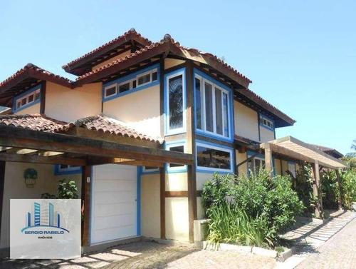Imagem 1 de 23 de Sobrado Com 6 Dormitórios À Venda, 290 M² Por R$ 2.980.000 - Praia De Maresias - Maresias/sp - So0160