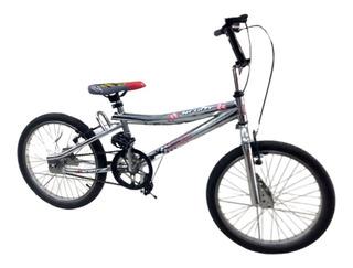 Bicicleta Enrique R20 Plateado - Aj Hogar