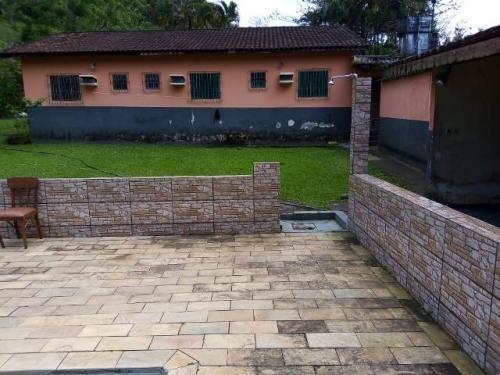 Chácara No Bairro Caraguava Com Churrasqueira ,itanhaém 7245