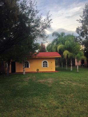 Casa Terreno De Campo En Zapotlanejo El Maestranzo Jalisco