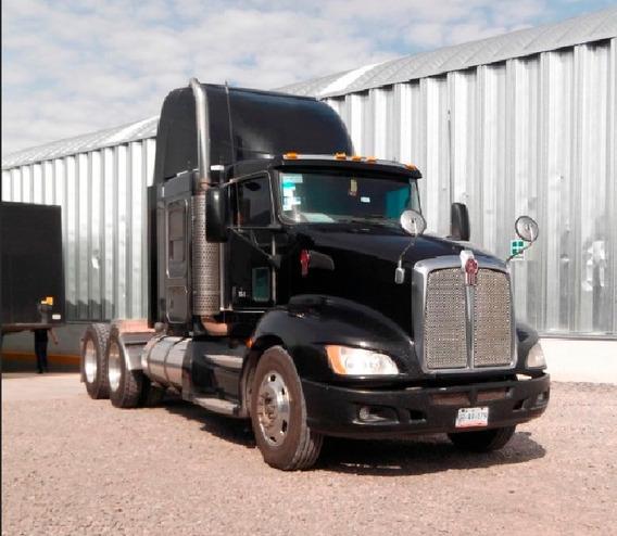 Kenworth T660 2012