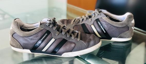 Zapatillas adidas Y3 Yohji Yamamoto Original Mujer Talle Us7