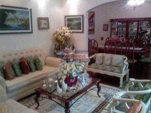 Casa Residencial À Venda, Jardim Santa Clara, Guarulhos - Ca0688. - Ai4543