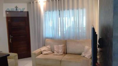 Casa Térrea À Venda, Parque Capuava, Santo André. - Codigo: Ca0082 - Ca0082