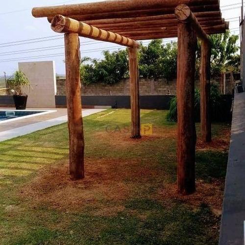 Imagem 1 de 8 de Chácara Com 2 Dormitórios À Venda, 1500 M² Por R$ 799.000 - Do Porto - Limeira/sp - Ch0024