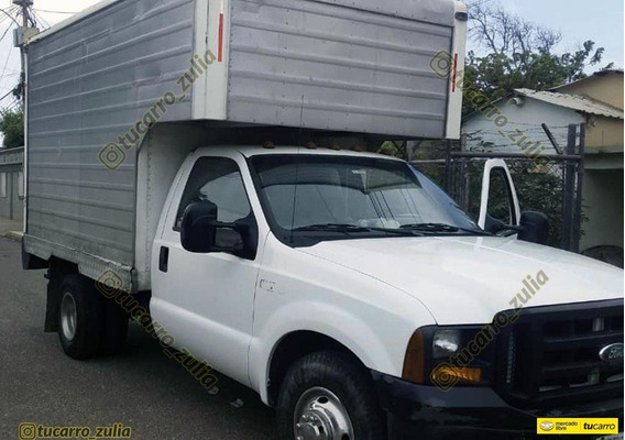 Camion Cava Ford F-350 Triton