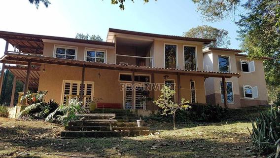 Chácara Residencial À Venda, Recanto Verde, Vargem Grande Paulista - Ch0217. - Ch0217