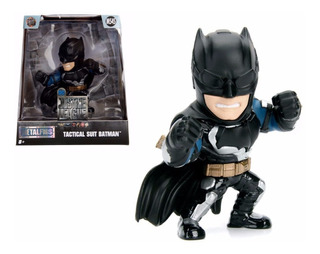 Figura Dc Metal Die Cast 10 Cm Batman Playking