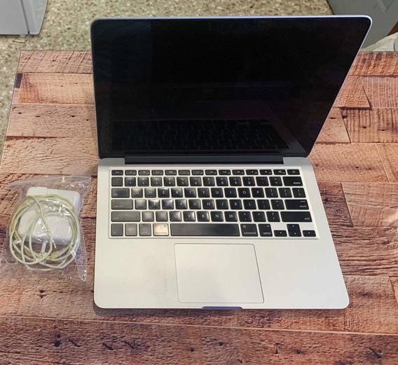 Macbook Pro 13 Retina 2015 Core I7 8gb Ram Ssd 256
