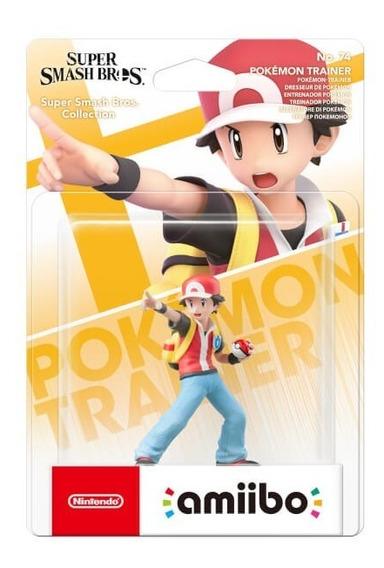 Amiibo Pokémon Trainer - Super Smash Bros Ultimate