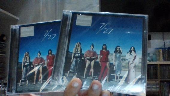 Cd Fifth Harmony 7/27 Lacrado Frete 10 R$