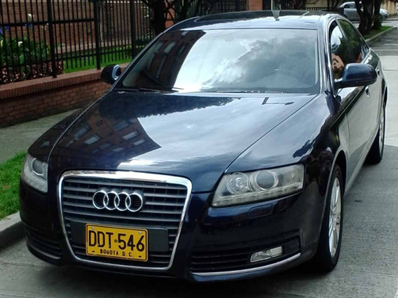 Audi A6 2010 82.000 Kilometros