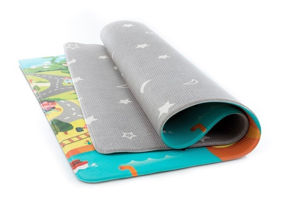 Tapete Baby Play Mat Safety 1st Médio Story World
