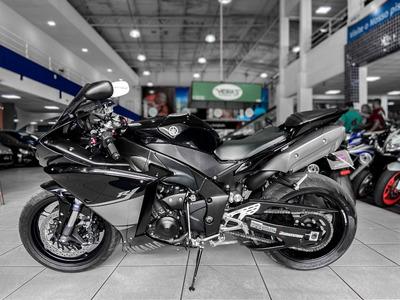 Yamaha R1 Ano 2012 Impecável Aceitamos Troca Financiamos