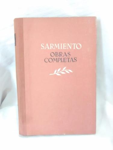 Imagen 1 de 6 de Organización Estado Buenos Aires Sarmiento Obras Xxiv