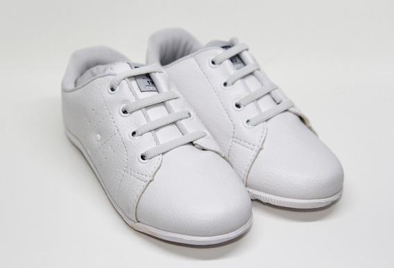 Tênis Casual Branco