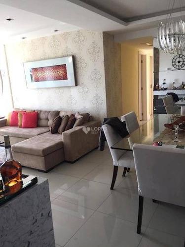 Apartamento Com 3 Dormitórios À Venda, 108 M² Por R$ 710.000,00 - Icaraí - Niterói/rj - Ap36466