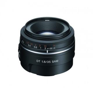 Lente Sony Dt De 35mm F1.8 Sam (sal35f18)