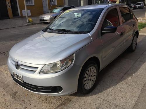 Volkswagen Gol Trend Sedan 5 Ptas