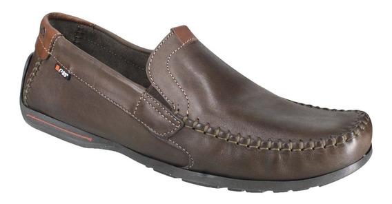 Sapato Drive Pegada Plus Size 540702 | Katy Calçados