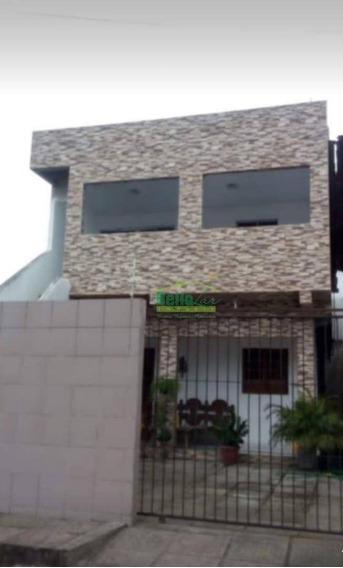 Casa Com 3 Dormitórios Para Alugar, 80 M² Por R$ 1.050/mês - Várzea - Recife/pe - Ca0593