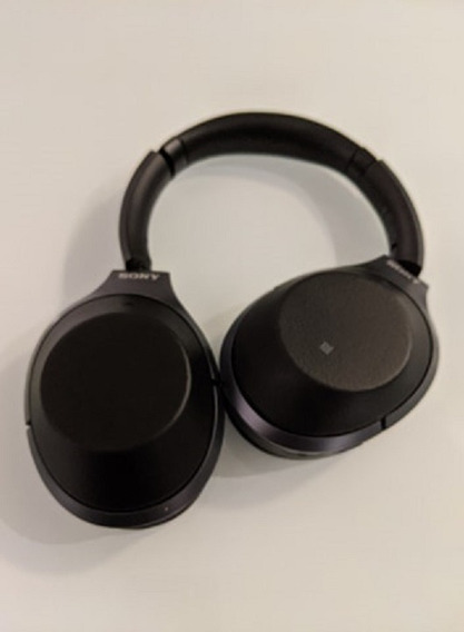 Fone De Ouvido Sony Wh-1000xm2 Bluetooth - Ler Descrição