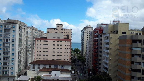Apartamento À Venda, 157 M² Por R$ 950.000,00 - Aparecida - Santos/sp - Ap2328