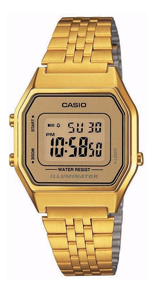 Relógio Casio La680wga 9df