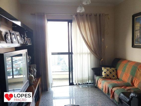 Apartamento De 113 M² No Tatuapé - Ap2667