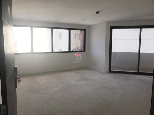 Imagem 1 de 9 de Sala Comercial Para Locação, 44,19 M² - Assunção - Santo André / Sp - 94693