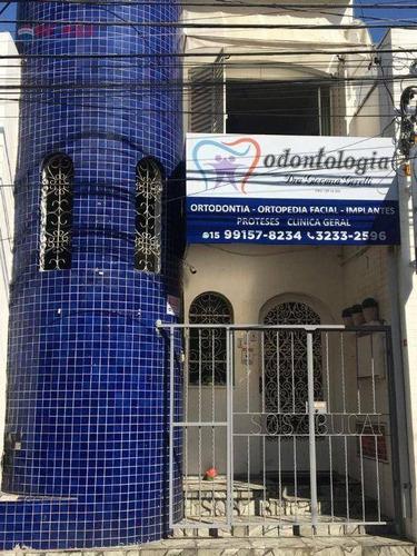 Imagem 1 de 12 de Sala Para Alugar, 40 M² Por R$ 900,00/mês - Centro - Sorocaba/sp - Sa0269