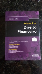 Frete Grátis Manual Direito Financeiro Juspodivm 8a. Ed 2019