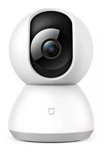 Câmera Segurança Vigilância Ip Xiaomi 360° Wifi Sem Fio