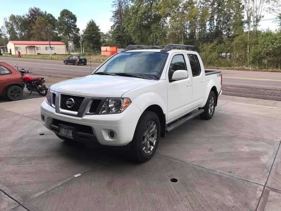 Nissan Frontier 4.0 Pro-4x V6 4x2 Mt 2015