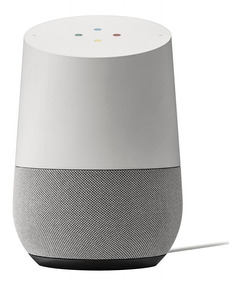 Caixa De Som Speaker Google Home Wi-fi Voz De Vitrine
