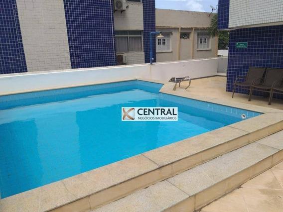 Apartamento Com 2 Dormitórios Para Alugar, 100 M² Por R$ 2.300,00/mês - Pituba - Salvador/ba - Ap2152