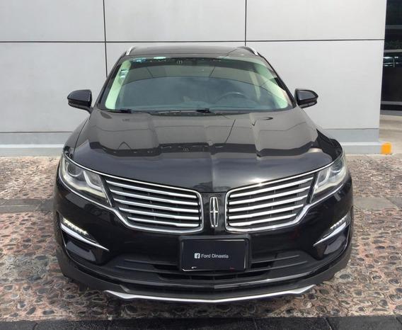 Lincoln - Mkc (2015)