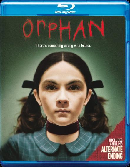 Blu Ray Terror The Orphan La Huerfana Tampico Envio Gratis