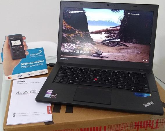 Lenovo 14 Core I7 4600u 3,3ghz Ram 8gb Ssd M2 64gb Hd 500gb