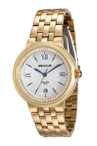 Relógio Seculus Feminino 23542lpsvda1