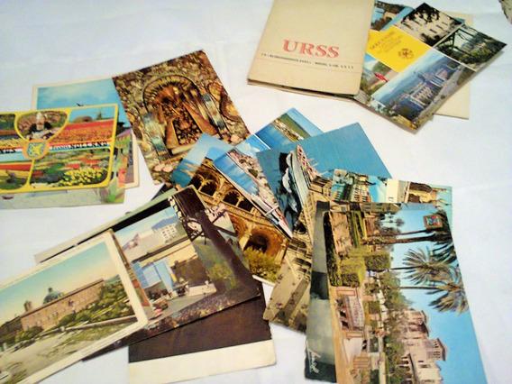 Lote Cartão Postal - (aproximadamente 30 Cartões)